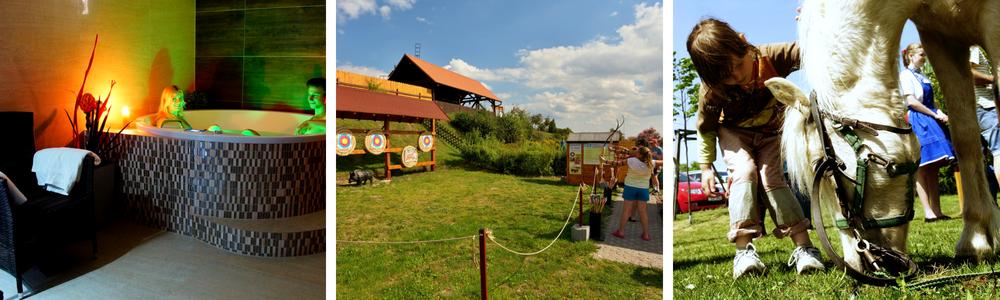 Letní dovolená na Slovácku Bukovanský mlýn