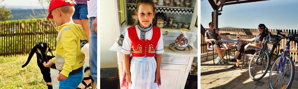 Letní dovolená na jižní Moravě - Bukovanský mlýn